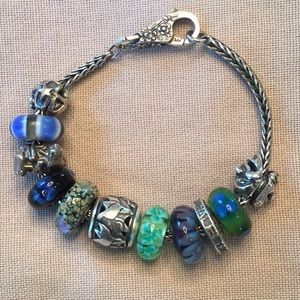 Trollbeads authentic bracelet